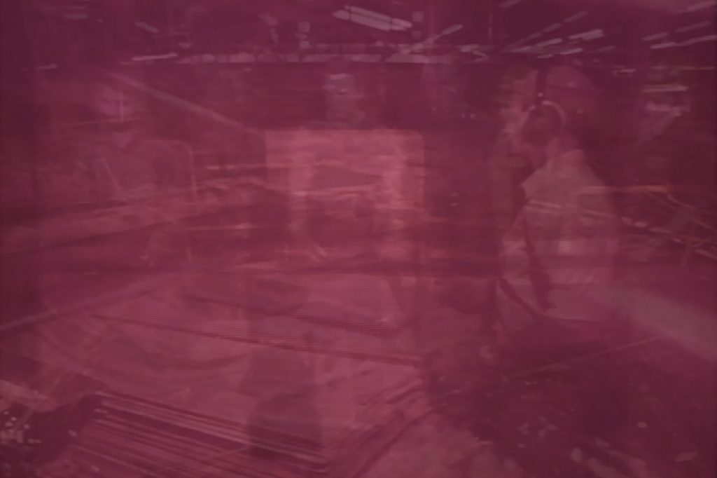To the Burning World video by Trudi Lynn Smith and Kate Hennessy film still